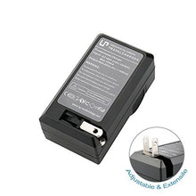 Additional Battery Charger, Compatible with Sony A5100