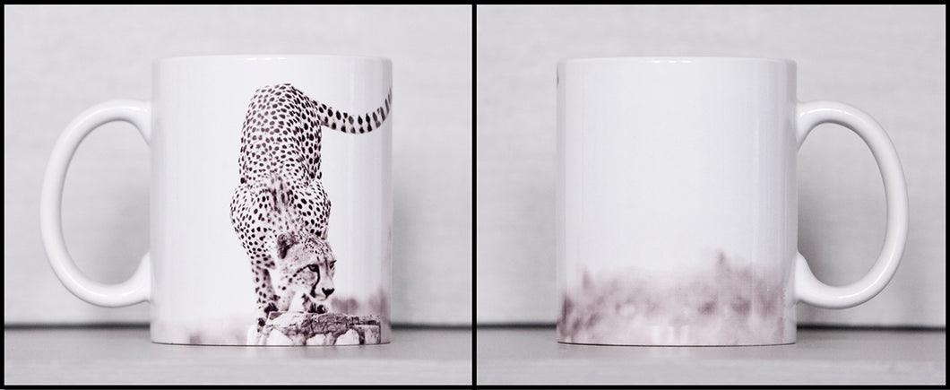 Coffee Mug BW06 Cheetah