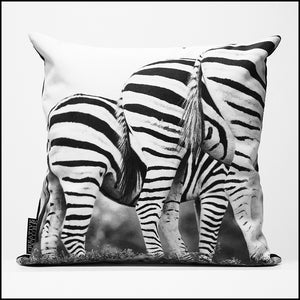 Cushion Cover 60 BW 08