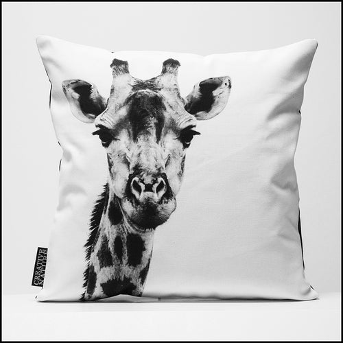 Cushion Cover 60 BW 09