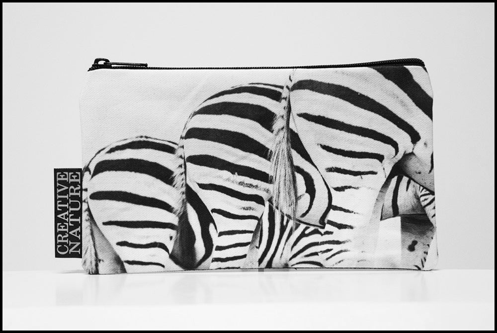 Accessory Bag BW08 Zebra