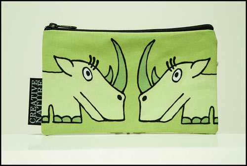 Accessory Bag Curious Creatures Rhino