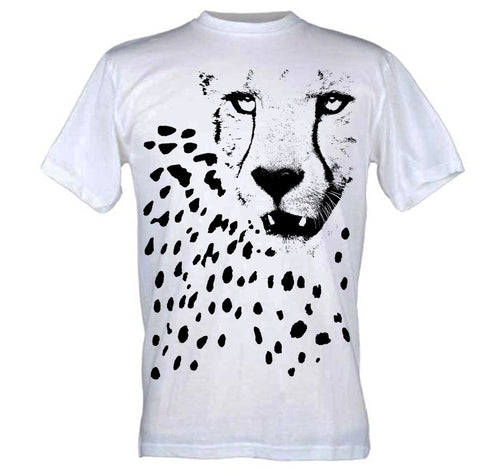 T-Shirt | Big Cheetah
