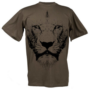 T-Shirt Big Lion