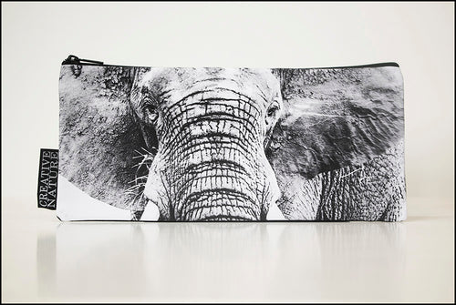 Long Pencil Bag BW02 Elephant