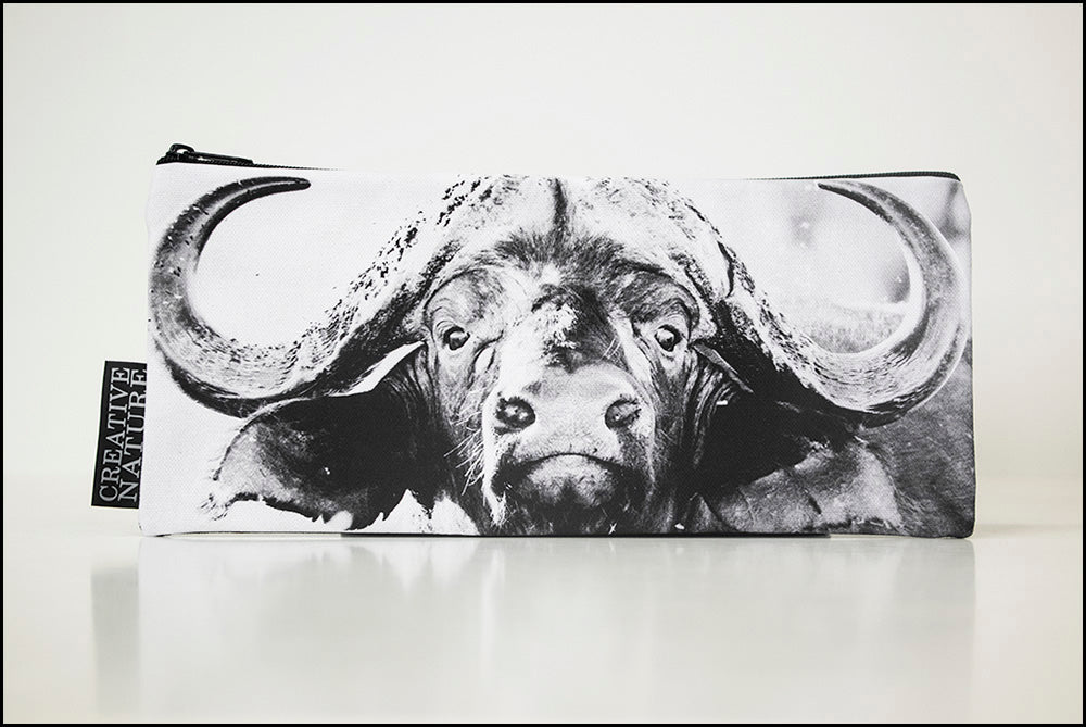 Long Pencil Bag BW06 Buffalo