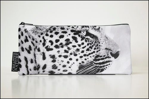 Long Pencil Bag BW08 Leopard