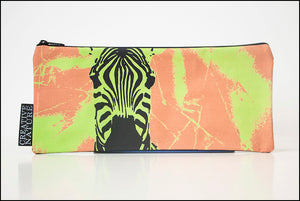 Long Pencil Bag CRE05 Zebra