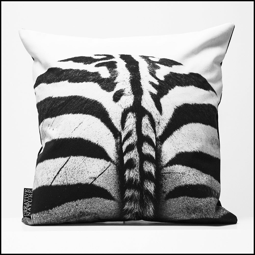 Cushion Cover SC BW 13 Zebra