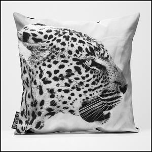 Cushion Cover SC BW 15 Leopard