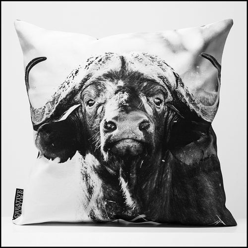 Cushion Cover SC BW 22 Buffalo