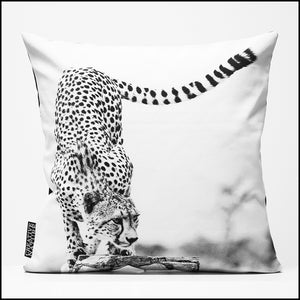 Cushion Cover SC BW 27 Cheetah