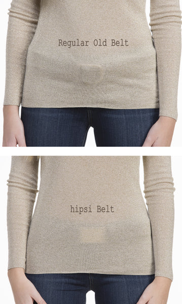 hipsi Belt Set (Back in Black)