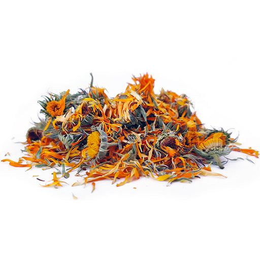Marjory Wildcraft Herbs: Calendula Blossoms 4oz (Biodynamic)