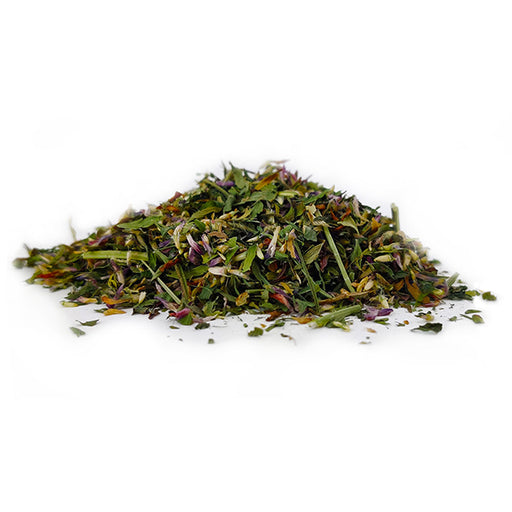 Marjory Wildcraft Herbs: Red Clover Tops & Blossoms 4oz (Biodynamic)