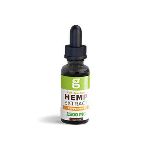 CBD Oil Full Spectrum - 1500mg