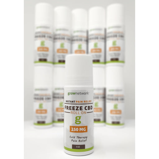 CBD Oil Freeze Roll On - 150mg