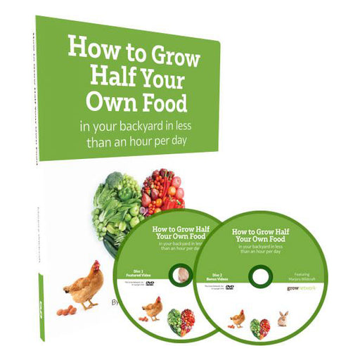 How To Grow Half Of Your Own Food