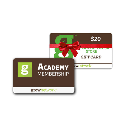$20 Gift Card FREE With Academy Membership