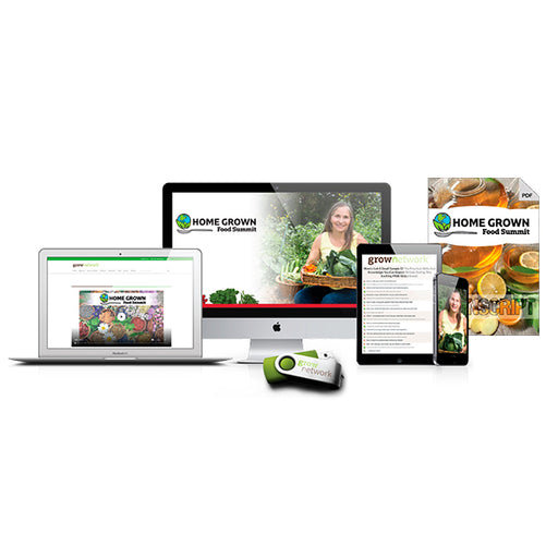 Home Grown Food Summit Spring 2020 USB