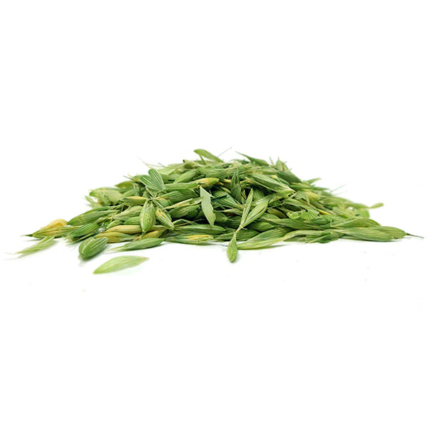 Marjory Wildcraft Herbs: Milky Oat Tops 4oz (Biodynamic)