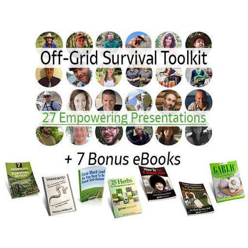 Off-Grid Survival Toolkit
