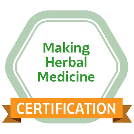 Making Herbal Medicine eCourse