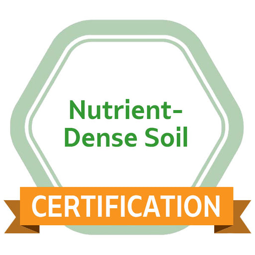 Nutrient-Dense Soil eCourse