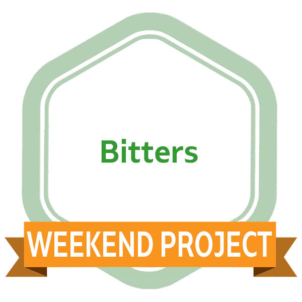 Weekend Project: Bitters