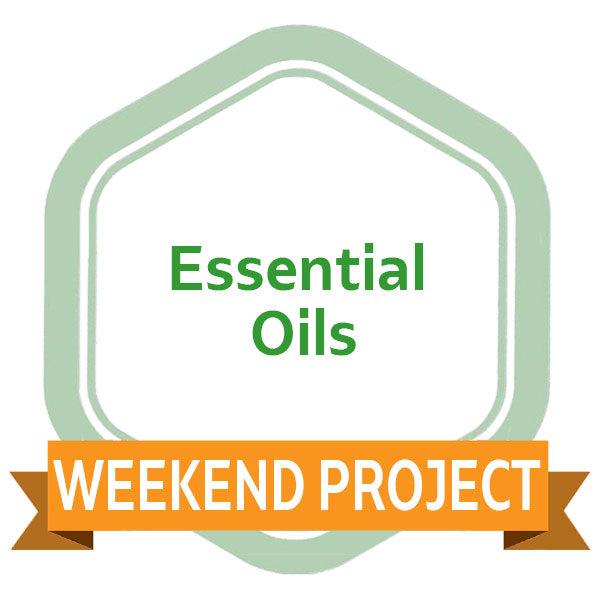 Weekend Project: Essential Oils