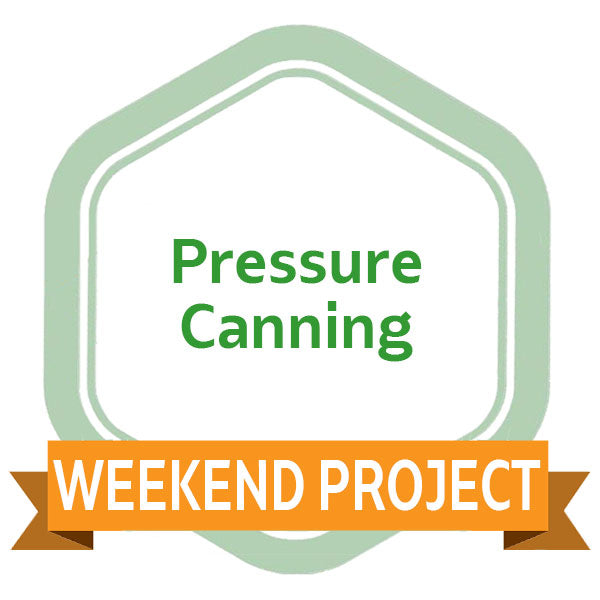 Weekend Project: Pressure Canning