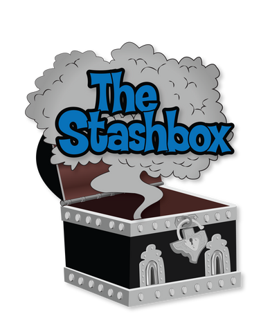 The Stashbox Logo @stashboxtx