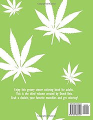 Stoner Coloring Book for Adults Volume 3