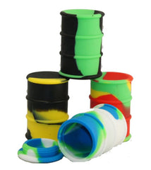 Silicone Containers- Barrel