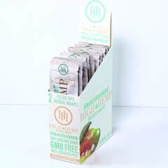 High Hemp Organic Maui Mango Wraps