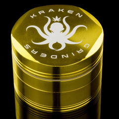 "Kraken 2.5"" Hex 4-part Grinder"