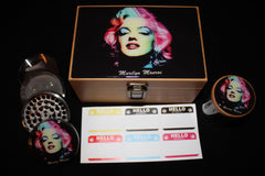 Medium Marilyn Monroe Bamboo Stash Box Set
