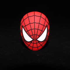 Spiderman Silicone Spoon Pipe