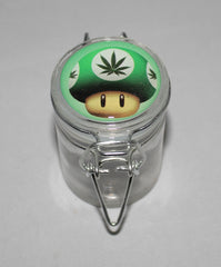 Apothecary Jar- Super Mario Brothers