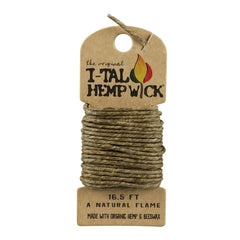 I-Tal Hempwick Large Holders
