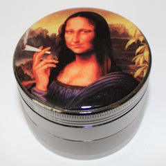 Mona Lisa Grinder 4-part