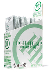 High Hemp Organic Original Wraps