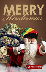 Stoney Santa Hemp Card
