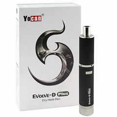 Yocan Evolve-D Plus Dry Herb Vaporizer Pen Starter Kit