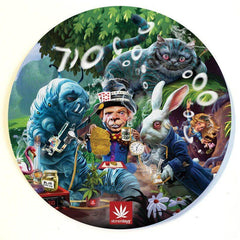 Alice in Wonderland Dab Mat