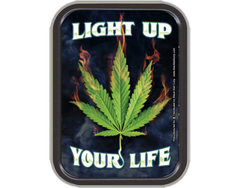 Large Stash Tin- Light Up Your Life