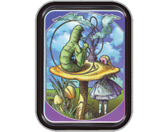 Large Stash Tin- Alice- Mike Kennedy