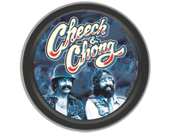 Round Stash Tin- Cheech & Chong Theme