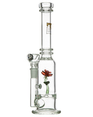 Empire Glassworks The Glass Rose Water Pipe