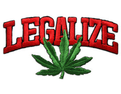 Legalize Leaf Patch